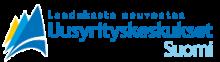 Uusyrityskeskukset logo