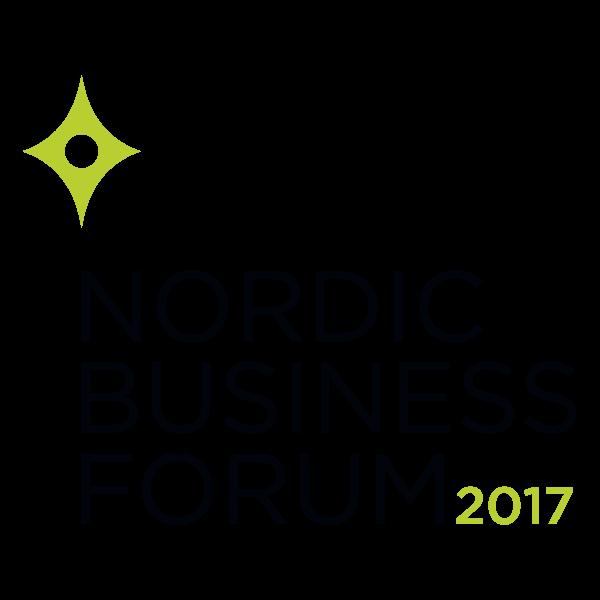 Nordic Business Forum 2017 logo