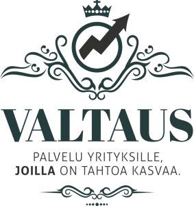 Valtaus-kasvupalvelu logo