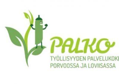 PALKO – Serviceförsök för sysselsättning i Borgå och Lovisa