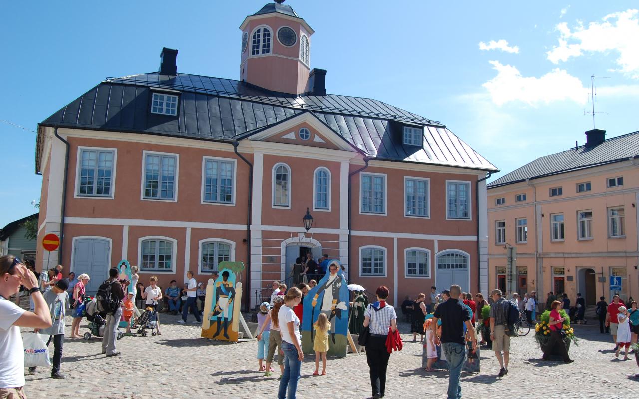 Kesäseteli Porvoo & Loviisa. Photo by Porvoon kaupunki