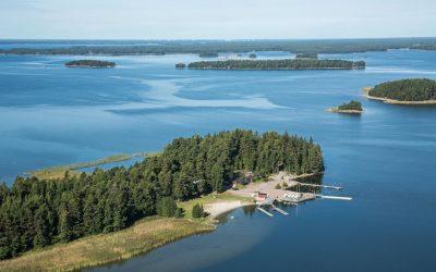 Sjökort – Ny lotsning för att utveckla den östnylandska skärgården 2015