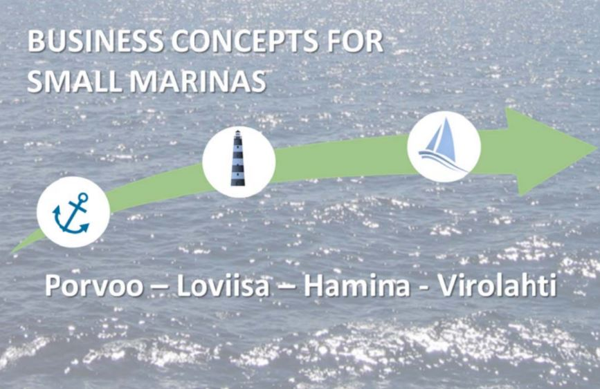 Business concepts for small marinas