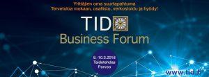 Tid Business Forum 2018