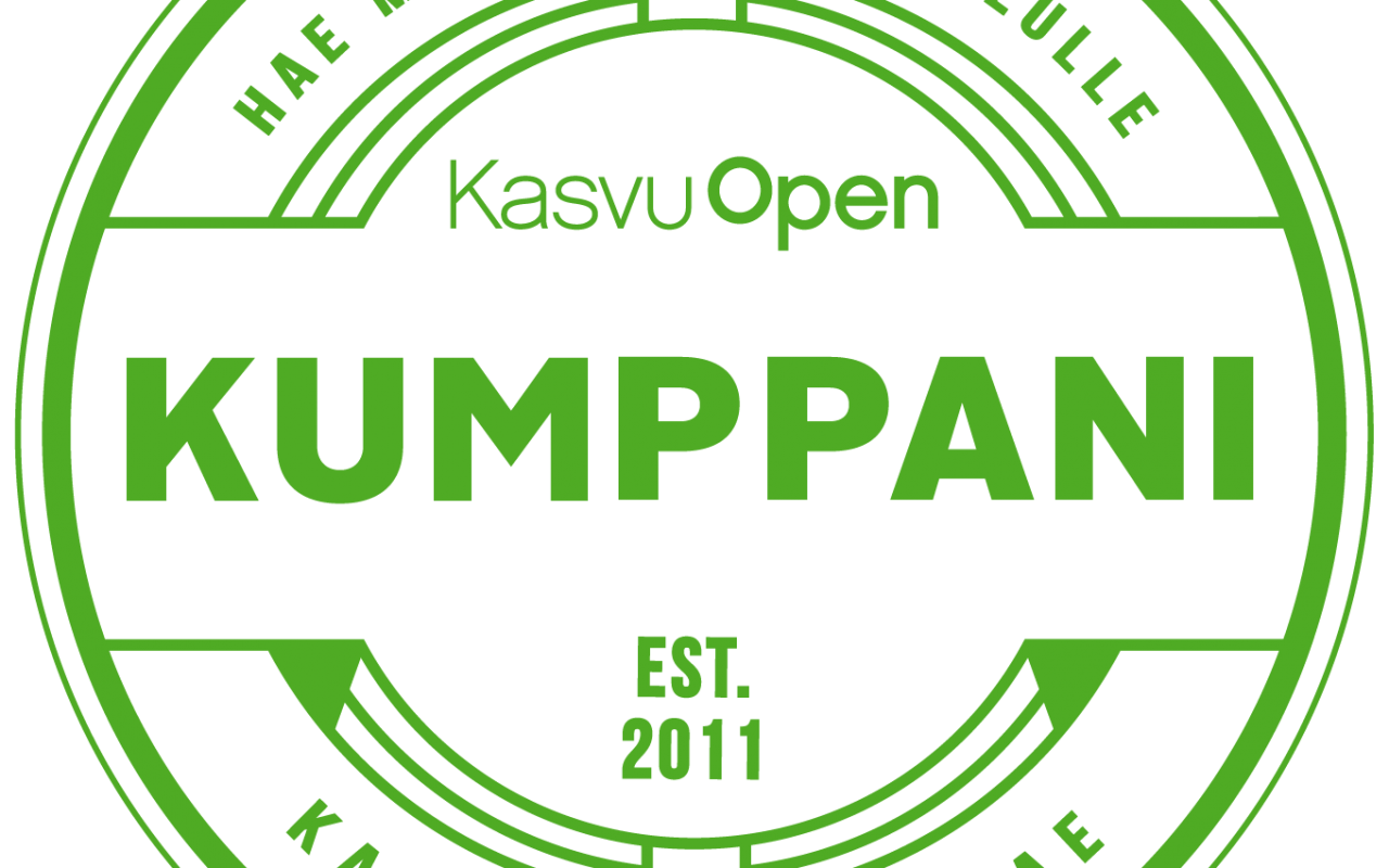 Kasvu Open 2018 – hae mukaan!
