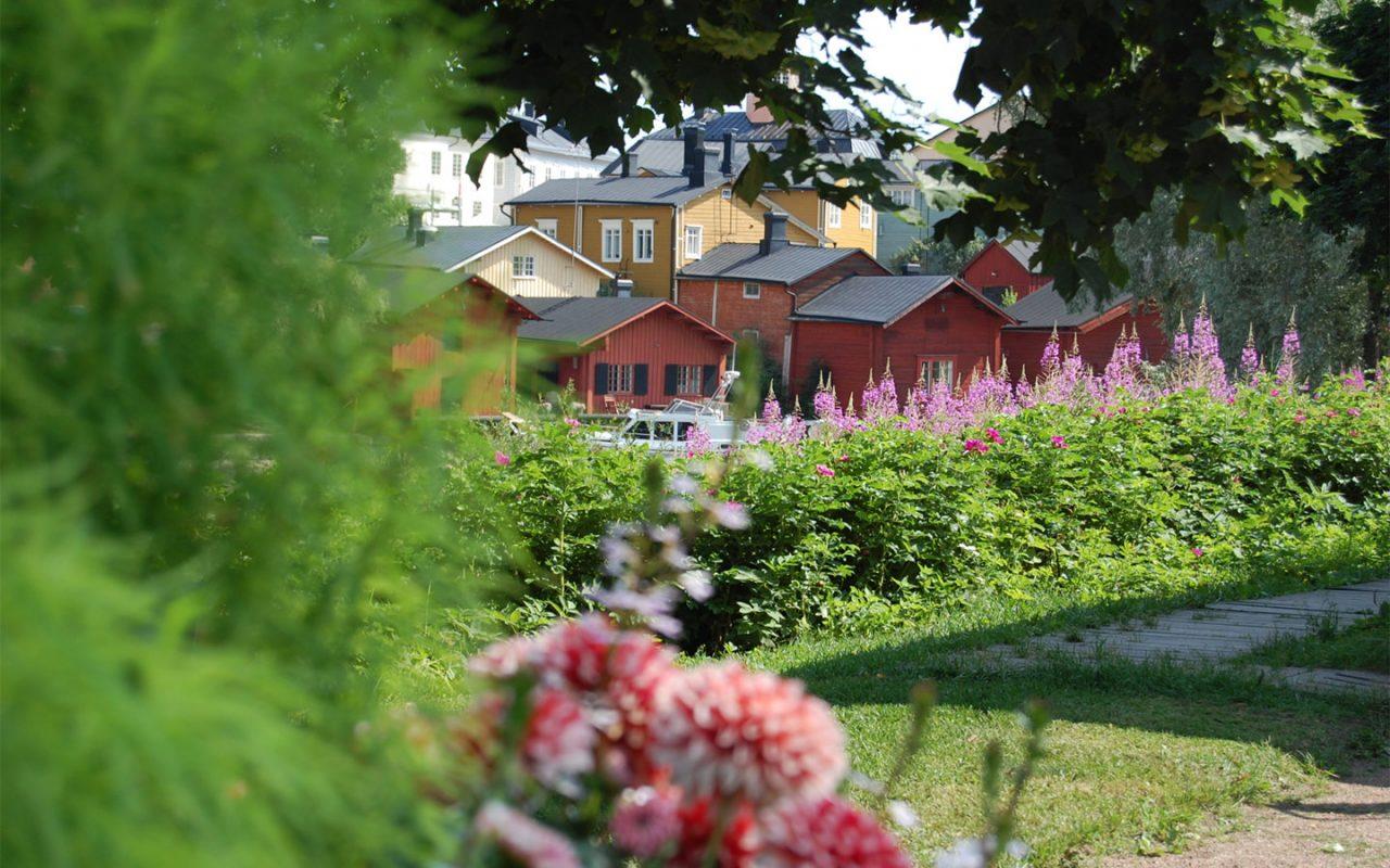 Borgå stad och Posintra stärker sitt samarbete inom turismen