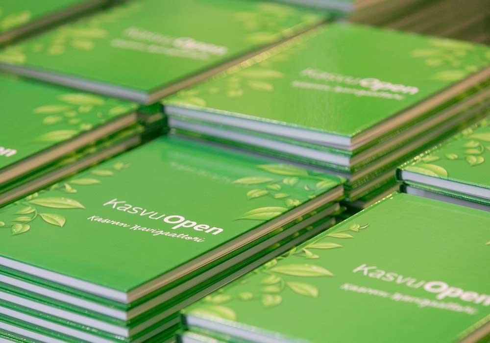 Kasvu Open ger fart åt ditt företags utveckling