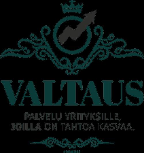 BIITTI Yritystiimit Uudellamaalla-hanke, Valtaus-logo