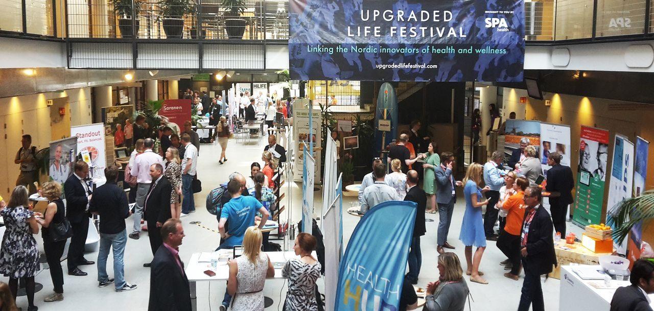 Upgraded-Life-Festivalin-tunnelmaa