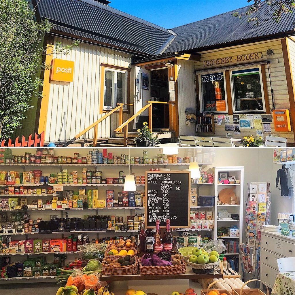 Söderby-Butiken