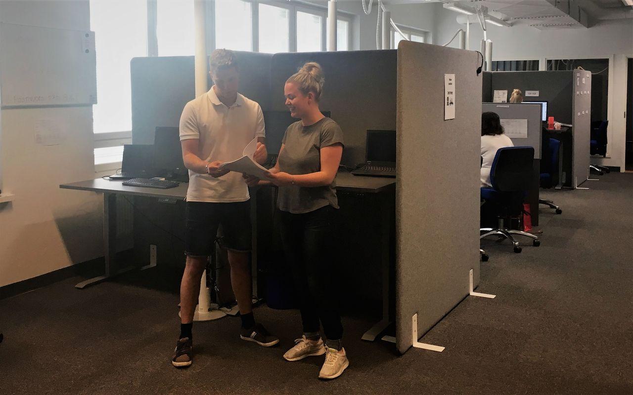 RTG Sales Oy, Sonja Pihlflyckt ja Rikhard Öhman