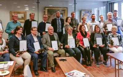 Certifikat för Nyföretagarcentralernas företagsrådgivning