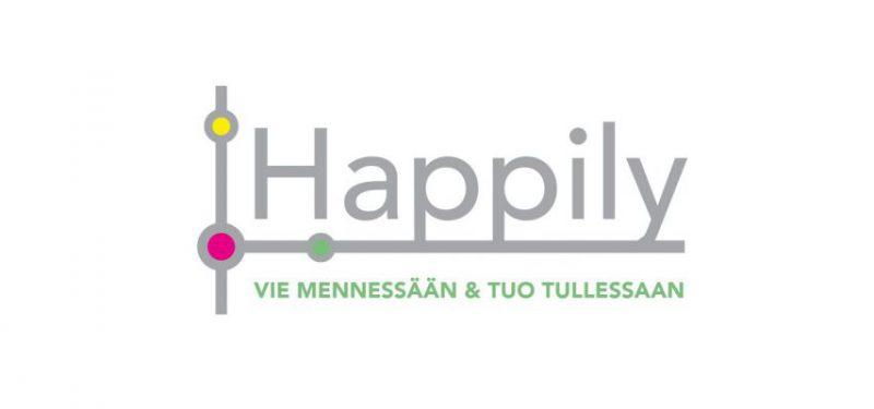 HAPPILY – Haja-asutusalueiden palvelupilotit, liikkuminen ja yhteisöt