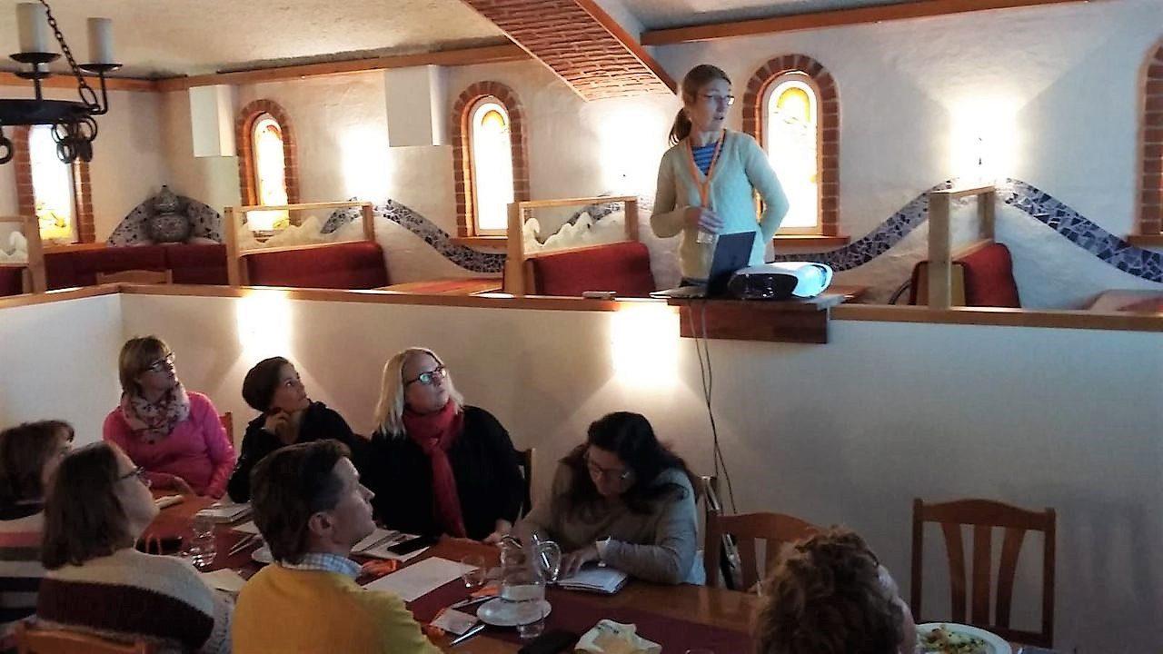 Lärdom och kamratstöd i TEKNO-projektets Nätverkssammankomst