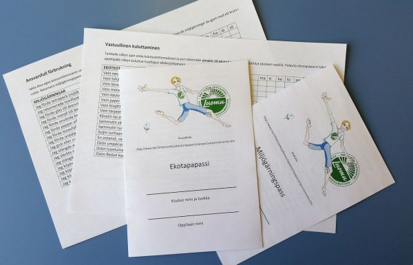 Ekotempaus Ekotapapassi