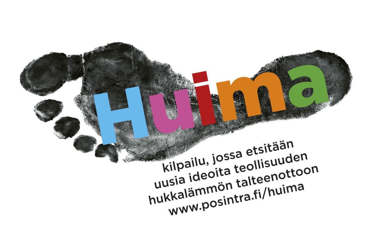 HUIMA – Teollisuuden energiatehokkuuteen uusia ideoita