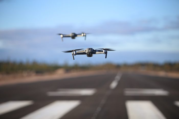 Latest drone news: Building a carbon neutral Finland