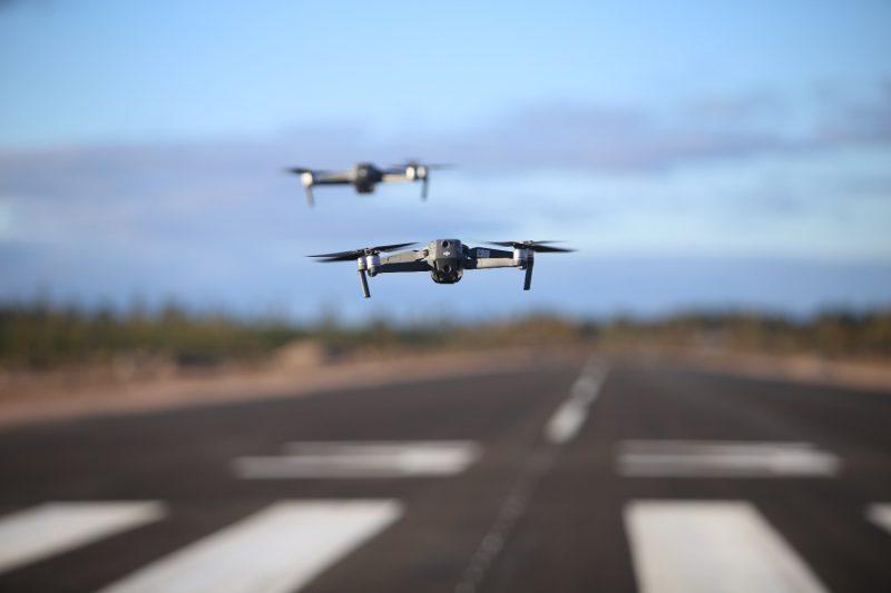 Vähähiilisyyttä tukevat dronepalveluratkaisut Etelä-Suomessa