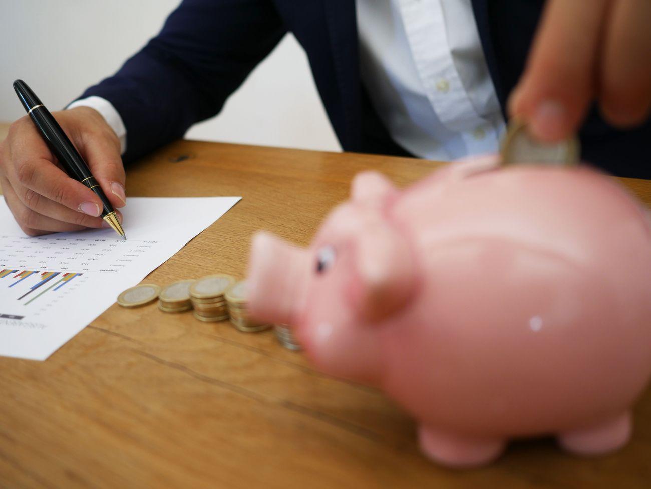 Info om finansieringsmöjligheter för ett nytt företag