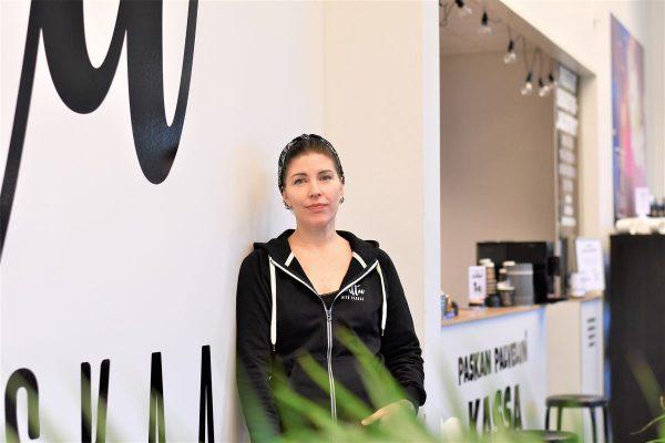 Jenni Timoska