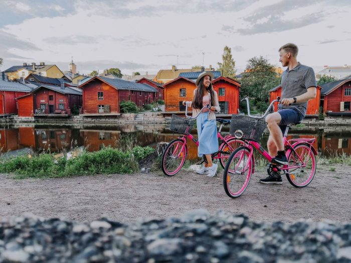POMADI  – Borgå stads turismtjänsters digitala platform