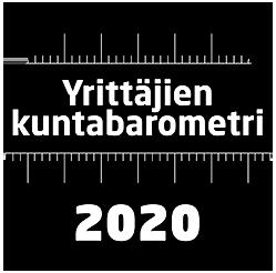 Yrittäjien kuntabarometri 2020