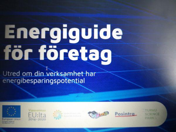 Energiguide för företag