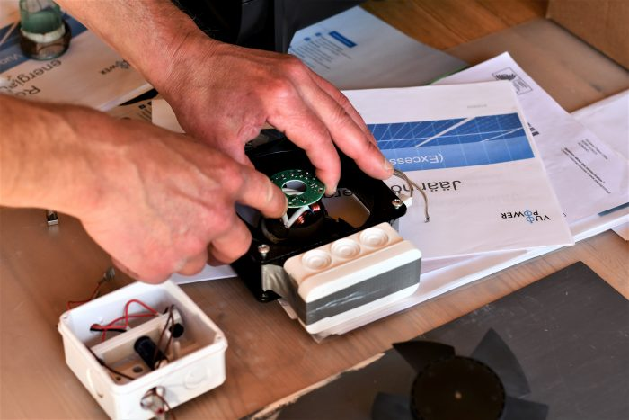 New Porvoo invention produces energy from waste heat