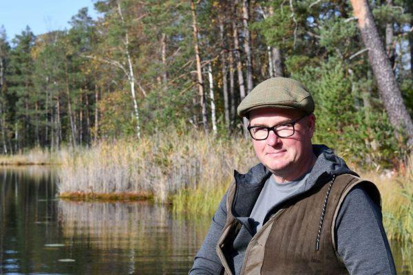 Jussi Pekkinen, Råmossa Lodge