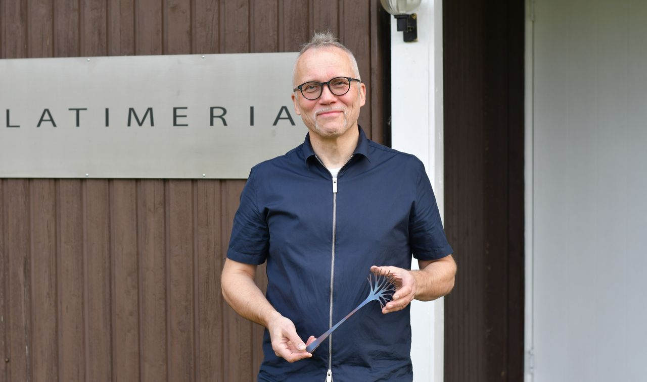 """Juha Luukkonen, Latimeria: """"Det bästa var att jag fick prata med en expert mitt under krisen"""""""