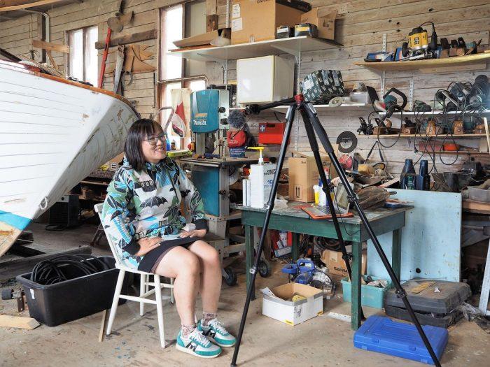 Kesän virtuaalimatkat Pellingin saaristossa johtivat miljoonayleisöön Japanissa