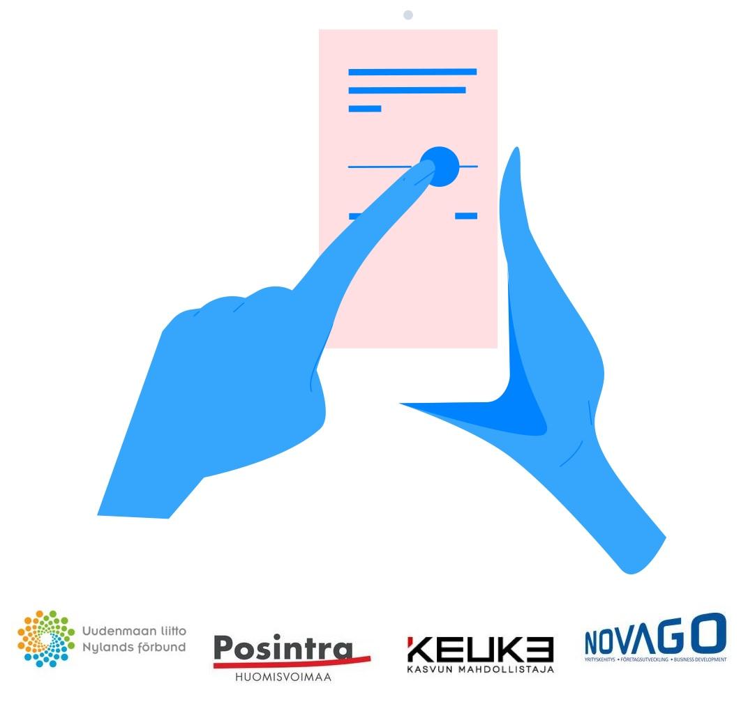 Nettitestillä liikettä verkkokauppaan, kokemuskyselyllä tyytyväisiä asiakkaita