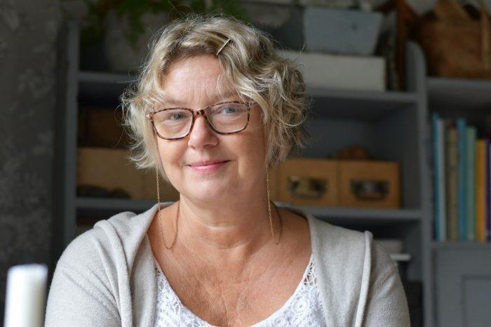 """Graceful Living Designer Marie Fabricius """"Yritysavun saaminen oli silmiä avaava kokemus"""""""