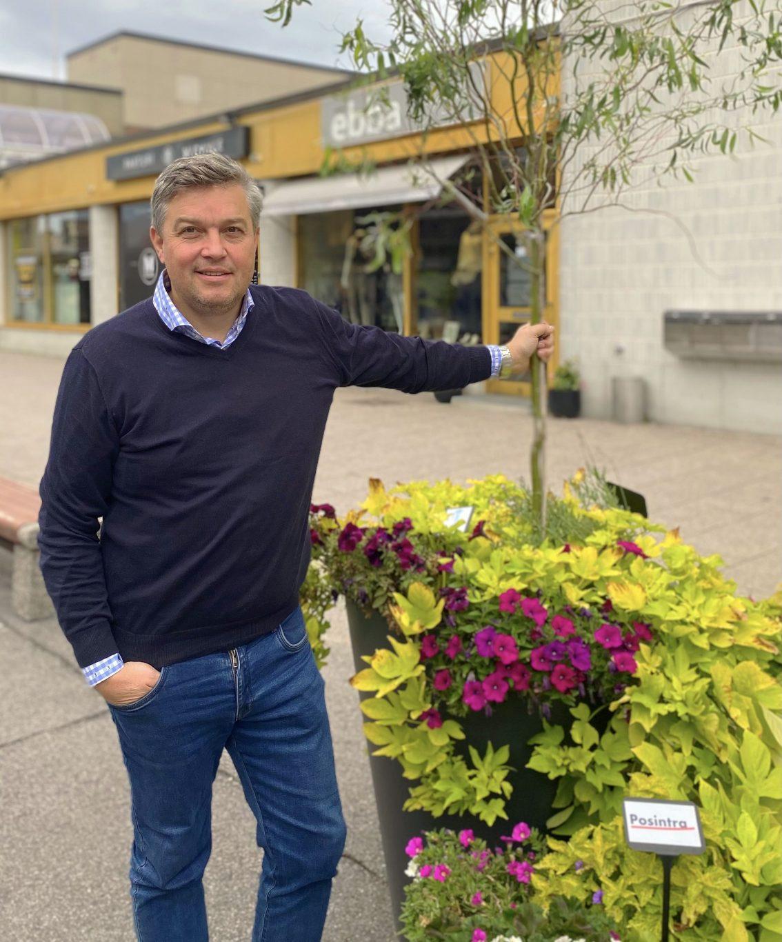 Fredrik Pressler, Posintra Oy